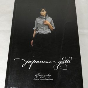 Other - Japanese Goth Book